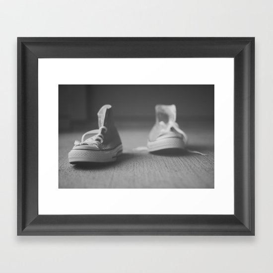 conversely  Framed Art Print
