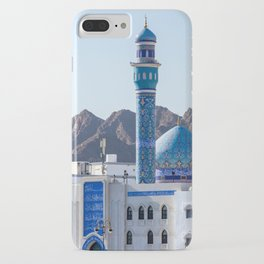 Muttrah Mosque - Muscat, Oman iPhone Case