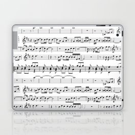 Musical Laptop & iPad Skin