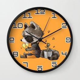 OOGA CHAKA Wall Clock