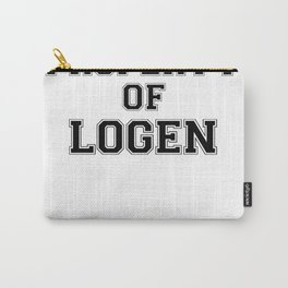Property of LOGEN Carry-All Pouch