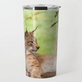 Lynx Lynx Travel Mug