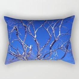 Dead Tree Defiance Rectangular Pillow