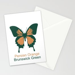 Ulysses Butterfly 10 Stationery Cards