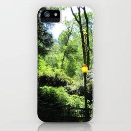 Lamppost iPhone Case