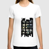 building T-shirts featuring Building by Mirko Dessureault