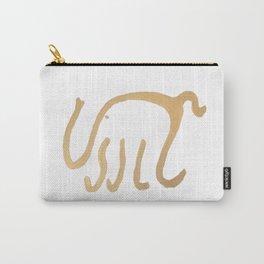 LUCKY ELEPHANT Carry-All Pouch