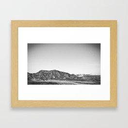 Colorado II Framed Art Print