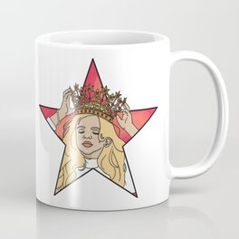 Born for Royalty Coffee Mug