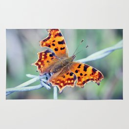 Comma Butterfly Rug