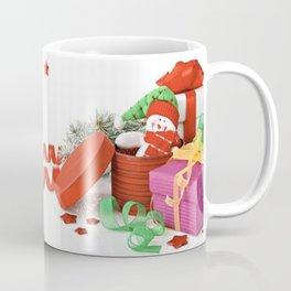christmas snowman gifts 2 Coffee Mug
