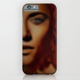 """Alexandria Revisited"" Female Portrait by Jeanpaul Ferro iPhone Case"