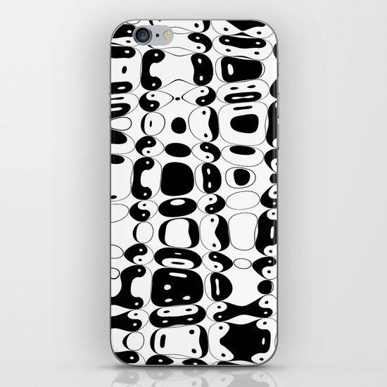 Yin Yang mix (w) iPhone & iPod Skin
