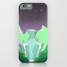Waterfall from stone iPhone 6s Slim Case