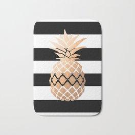 Pineapple Vibes Bath Mat