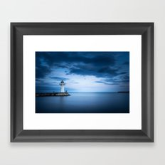 Seeking comfort 2 Framed Art Print