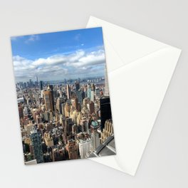 View from the Chrysler Building Stationery Cards