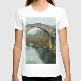 Asturias Roman Bridge T-shirt