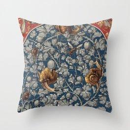 Seder's Plant Throw Pillow
