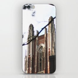 founders hall iPhone Skin