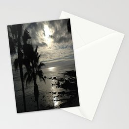 Dark Paradise Stationery Cards