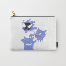 Ghost Evolutions Carry-All Pouch