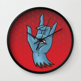 Hand of Fate Wall Clock
