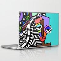artsy Laptop & iPad Skins featuring Artsy by Andrea Silvestri