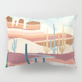 Desert Vista Pillow Sham