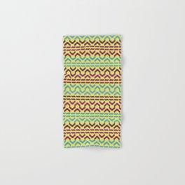 AZTEC Pattern 1-2 Hand & Bath Towel