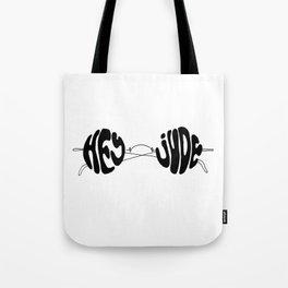 Hey Jude Tote Bag