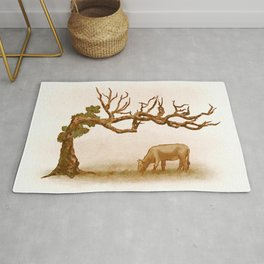 Ancient Laurisilva Forest of Madeira - Fanal 2 Rug