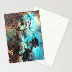 Dreamcatcher (blue) Stationery Cards