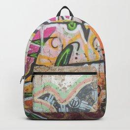 Street art Liberty Backpack