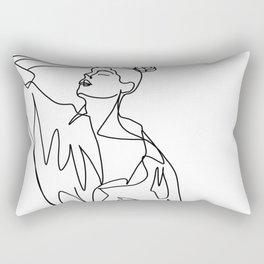 Oh-la-la Rectangular Pillow