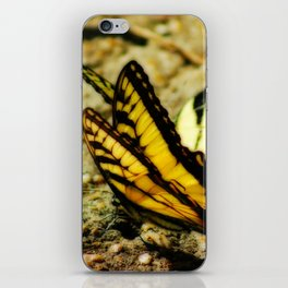 Butterfly Party iPhone Skin