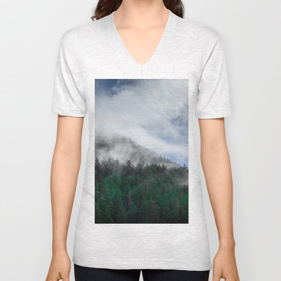The Air I Breathe Unisex V-Neck