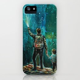 My Hero iPhone Case