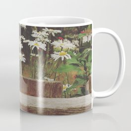 Fenced white Coffee Mug