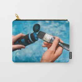 an artist's touch Carry-All Pouch