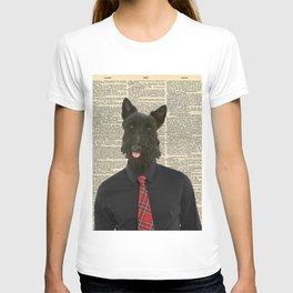 Sir Scottie T-shirt