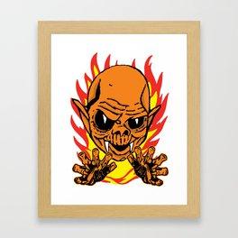 Hobgoblin 02 Framed Art Print