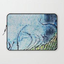 gravura colagraf landscape 01 Laptop Sleeve