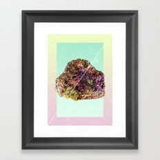 Mineral Love Framed Art Print