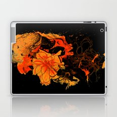 Pollination Dark Fire Laptop & iPad Skin