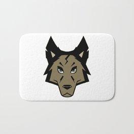Knightwolf Logo Bath Mat