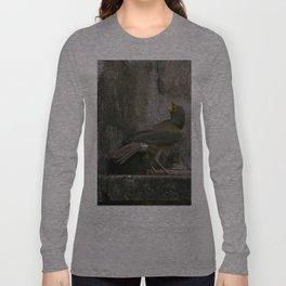 Big Eyed Grieve Long Sleeve T-shirt