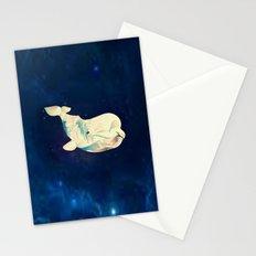 Space Beluga Stationery Cards