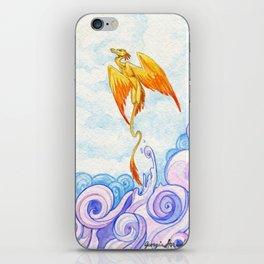 Dragon Flies iPhone Skin