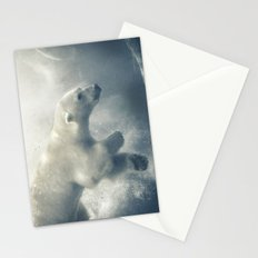 Polar Swim Stationery Cards